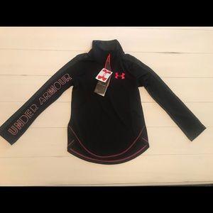 Brand New Under Armour Girls long sleeve T-shirt